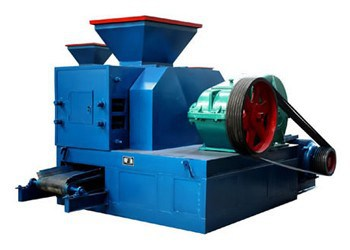 Dry powder Briquette Machine
