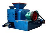 Energy saving briquette machine