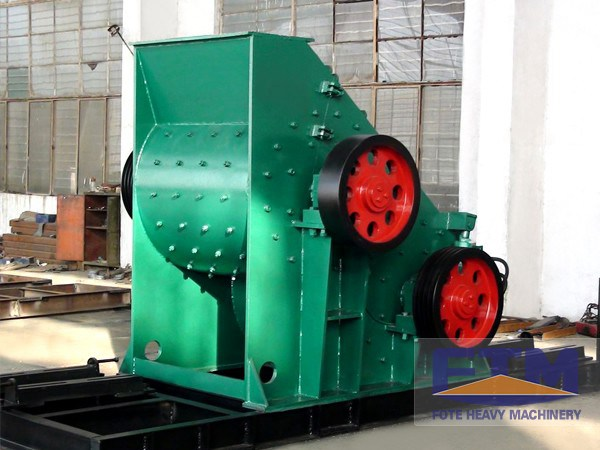 Two-stage Coal Crusher